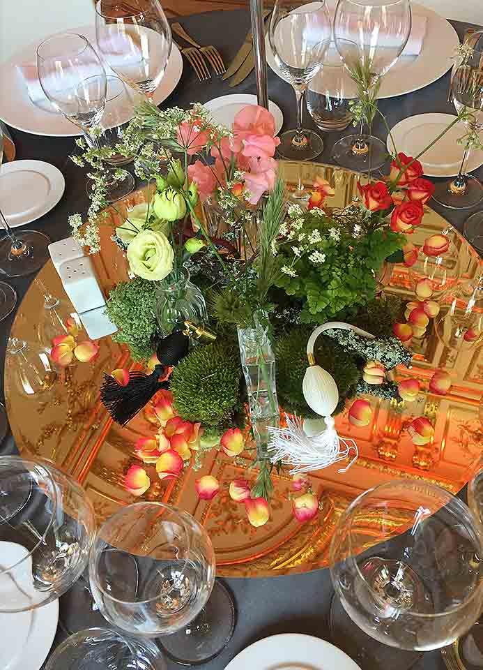 Décorations florale séminaire