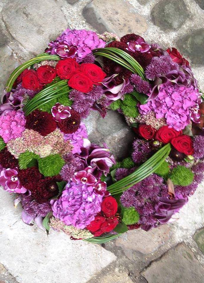 Bouquet cérémonie du souvenir.