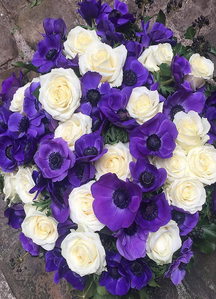 Bouquet cérémonie de funérail